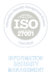 View Certificate Quality 27001 : 2013